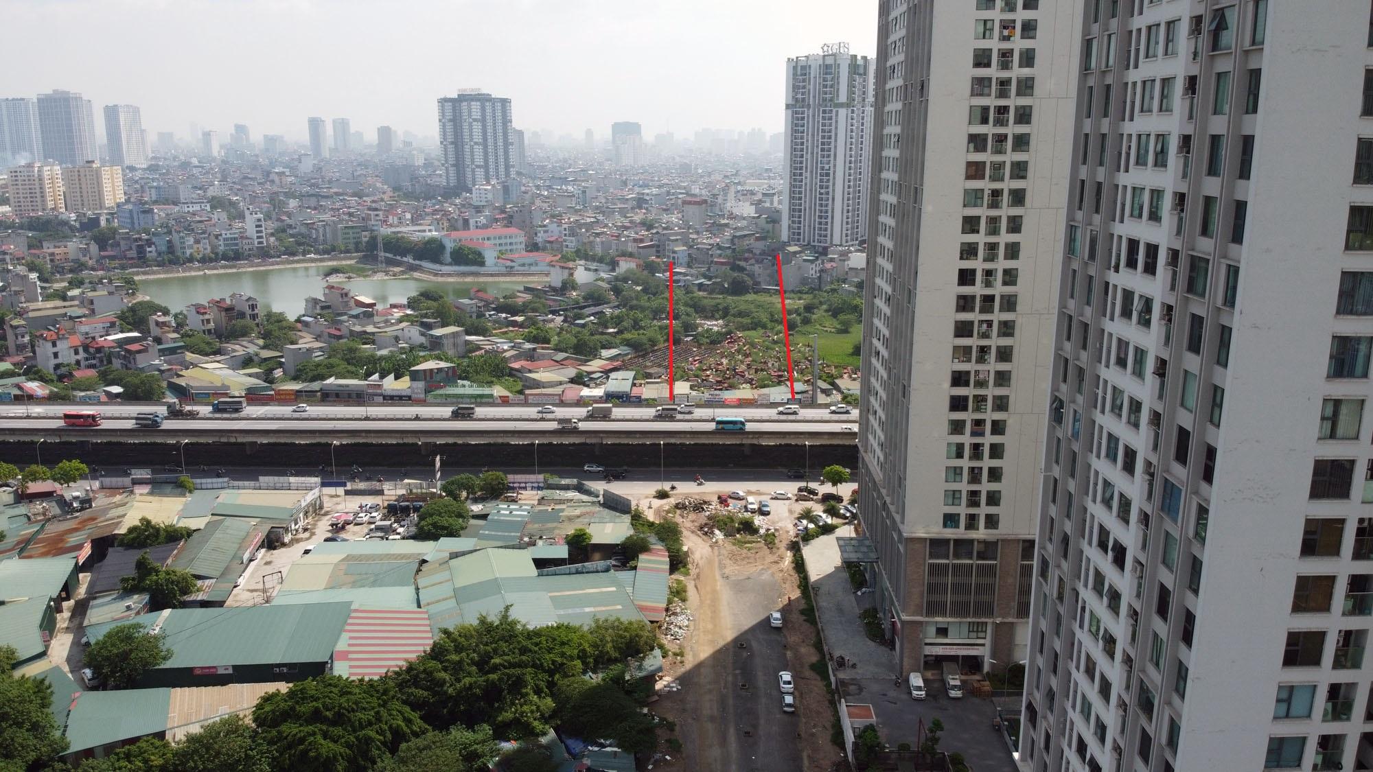 đường sẽ mở theo qui hoạch ở phường Hạ Đình, Thanh Xuân, Hà Nội - Ảnh 3.