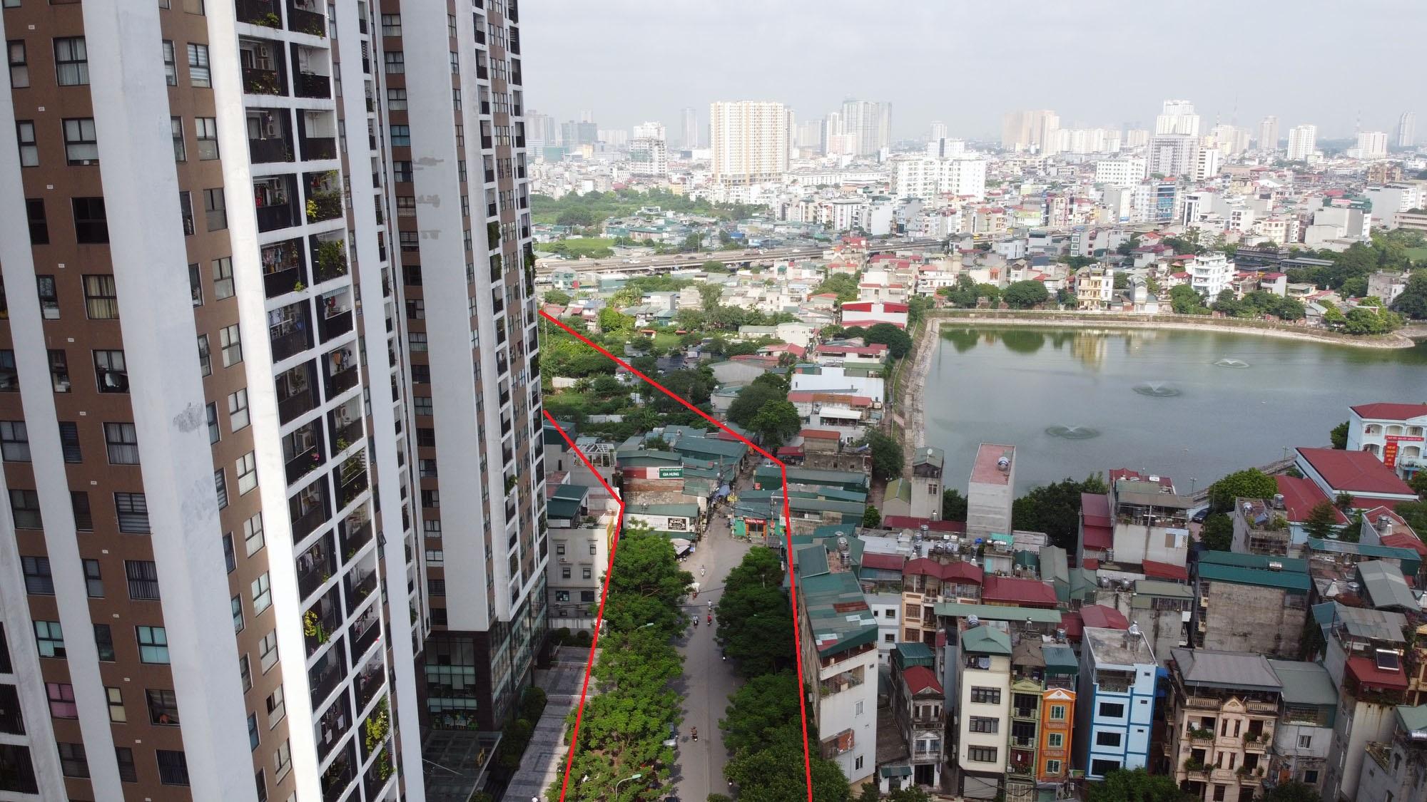 đường sẽ mở theo qui hoạch ở phường Hạ Đình, Thanh Xuân, Hà Nội - Ảnh 5.