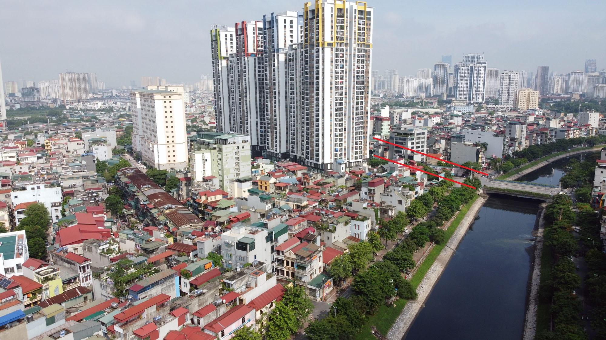 đường sẽ mở theo qui hoạch ở phường Hạ Đình, Thanh Xuân, Hà Nội - Ảnh 7.