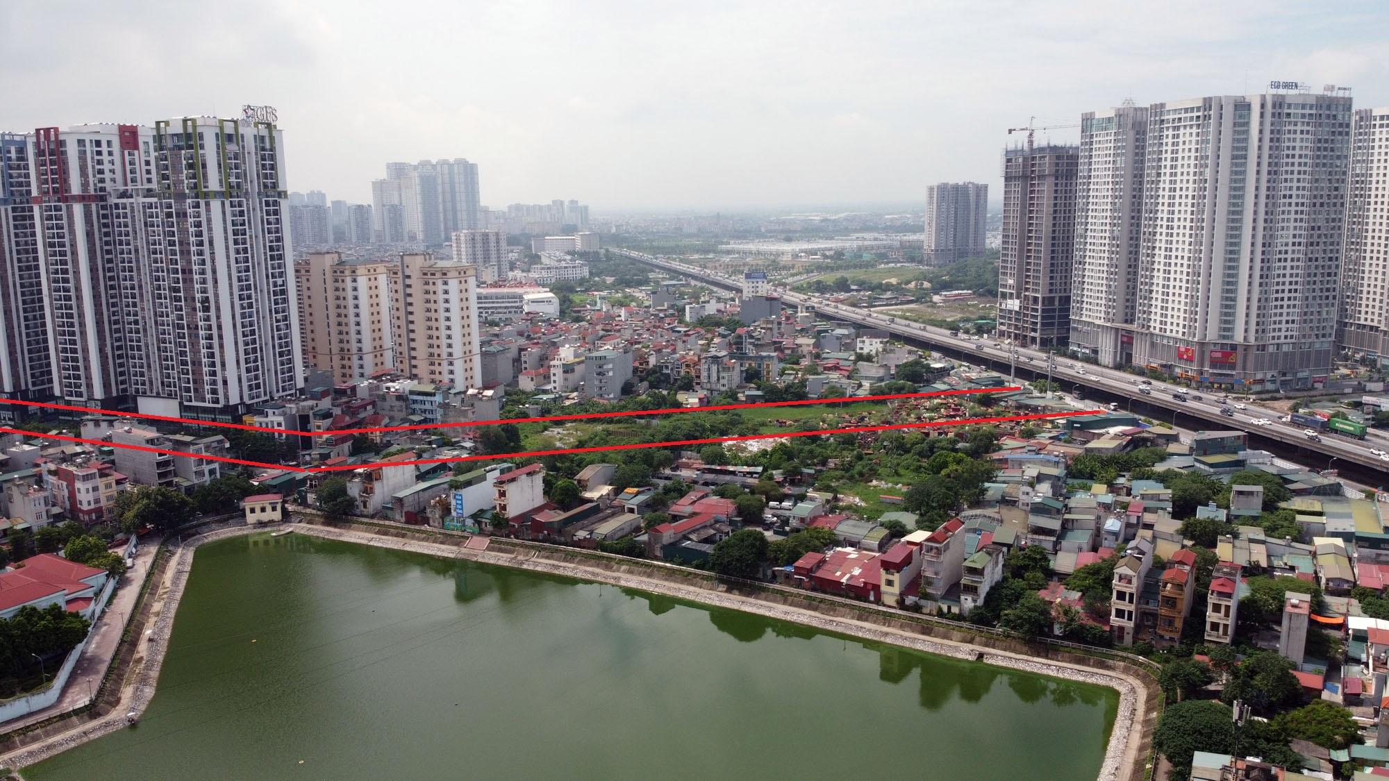 đường sẽ mở theo qui hoạch ở phường Hạ Đình, Thanh Xuân, Hà Nội - Ảnh 6.