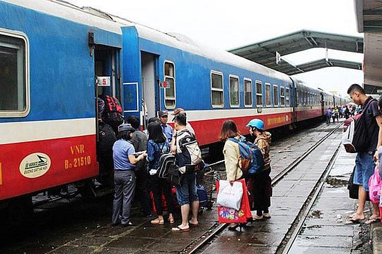 Từ 1/10, ngành đường sắt mở bán vé tàu Tết Tân Sửu năm 2021