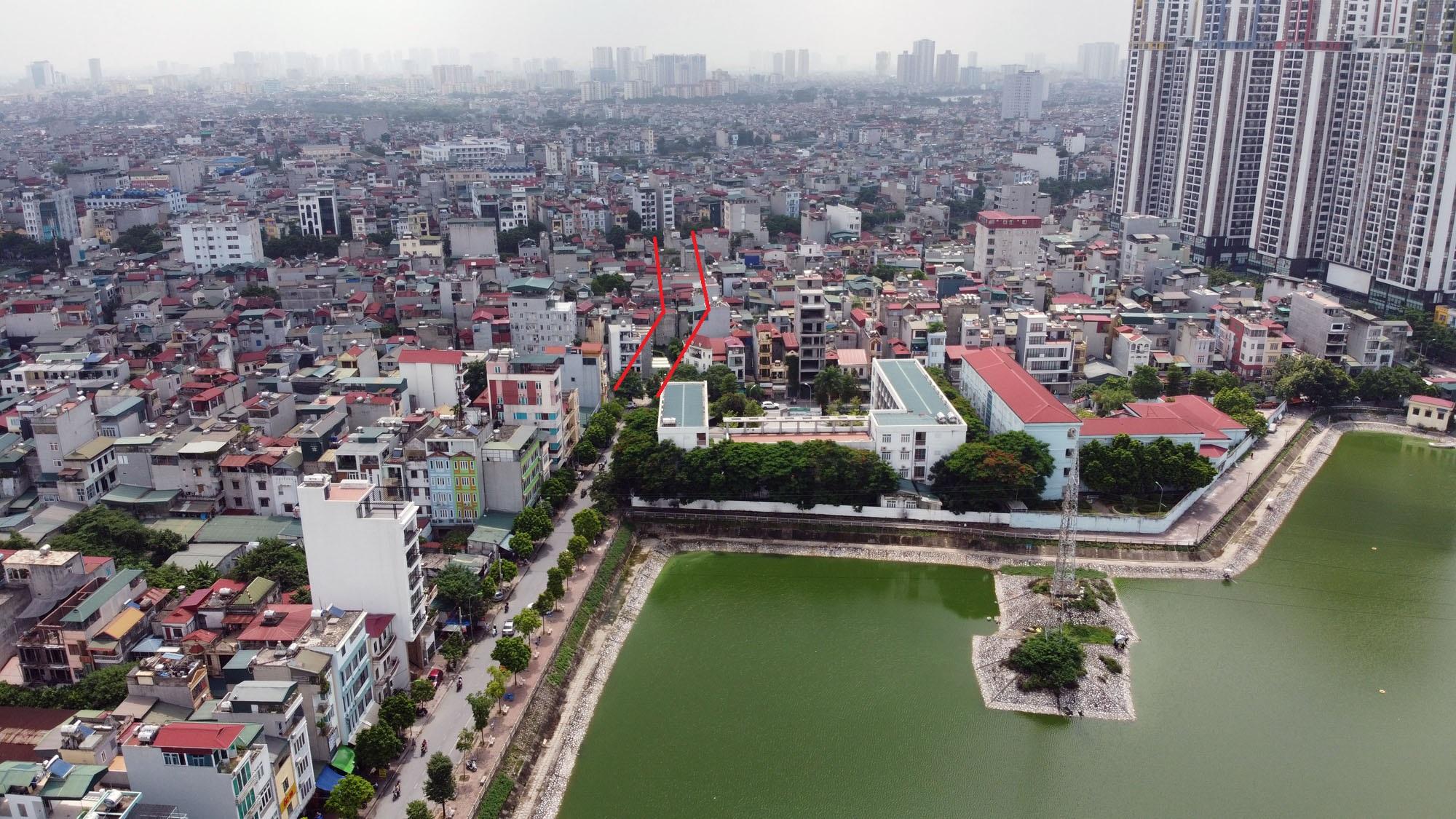 đường sẽ mở theo qui hoạch ở phường Hạ Đình, Thanh Xuân, Hà Nội - Ảnh 12.