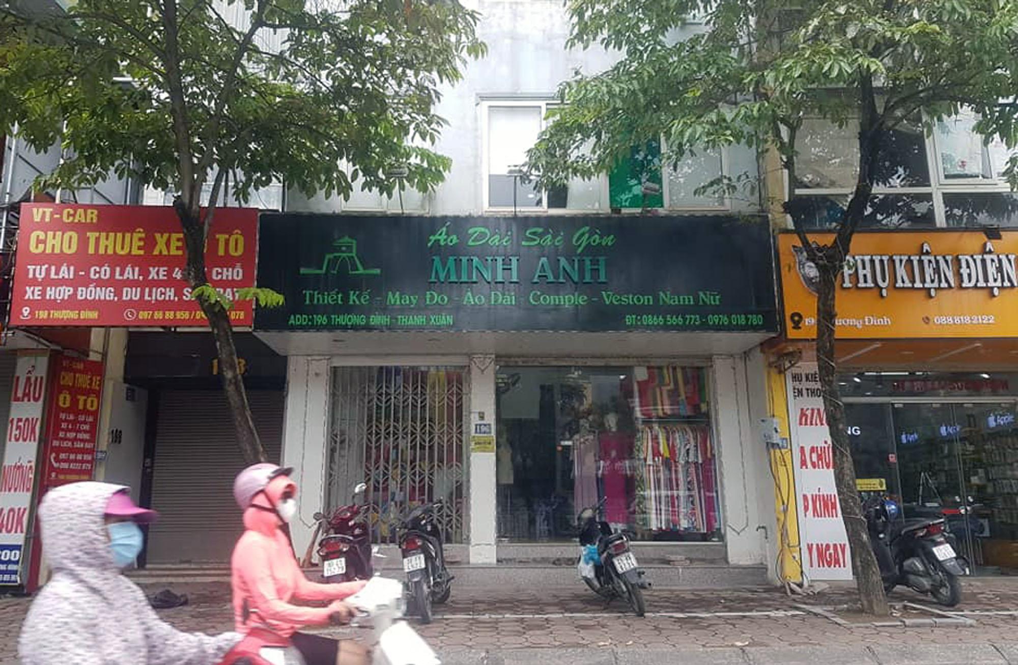 đường sẽ mở theo qui hoạch ở phường Hạ Đình, Thanh Xuân, Hà Nội - Ảnh 13.