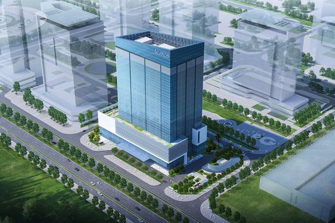 Samsung chuẩn bị xây dựng phần nổi trung tâm R&D lớn nhất Đông Nam Á