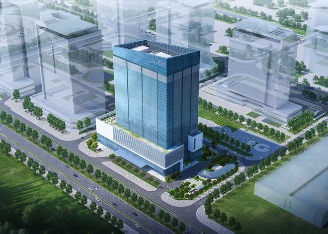 Samsung sẽ khởi công xây dựng phần nổi trung tâm R&D lớn nhất Đông Nam Á vào tháng 10 - Ảnh 1.