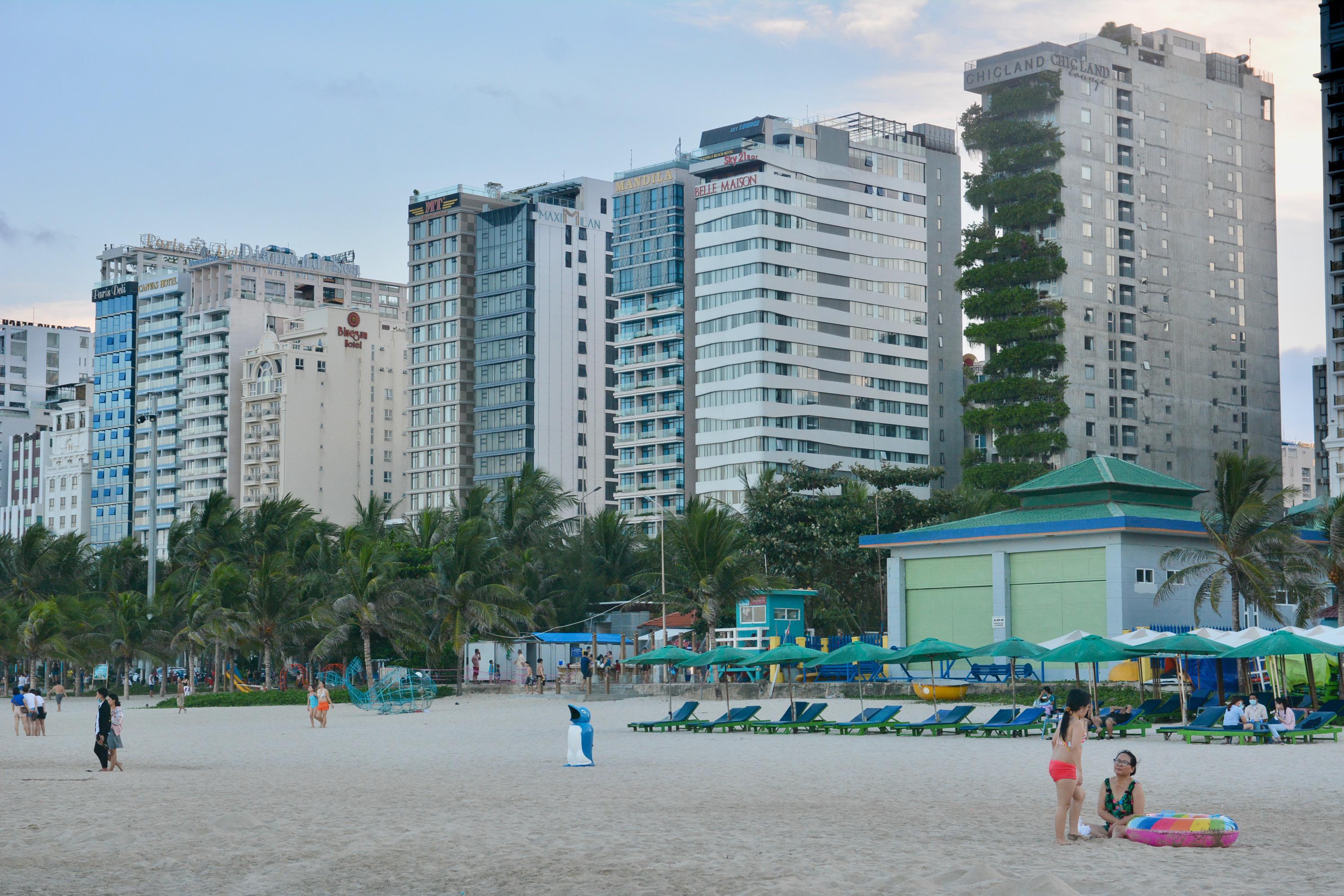 Khách sạn 4 sao ở trung tâm Đà Nẵng liên tục rao bán