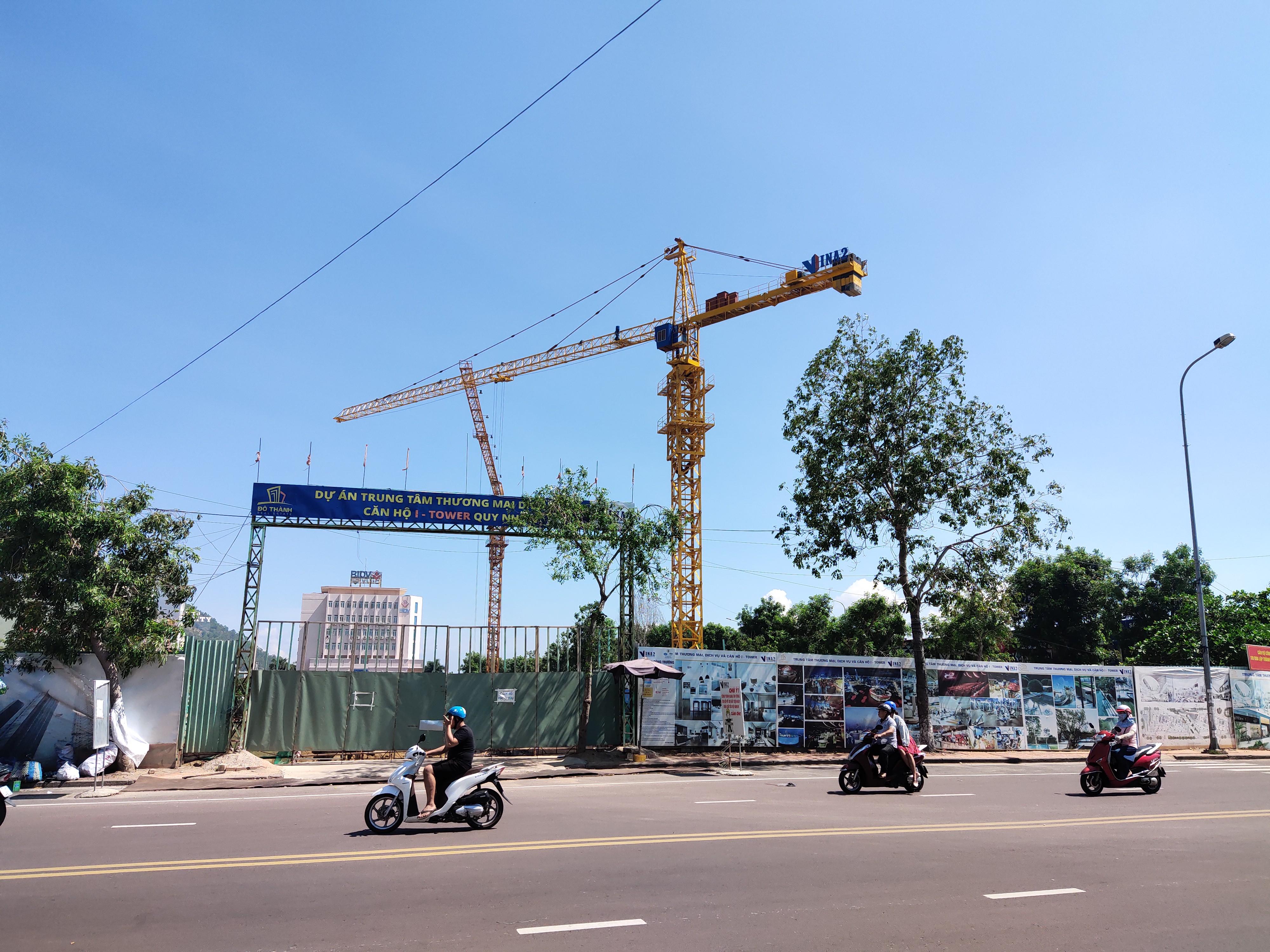 Bình Định khuyến cáo người dân cẩn thận khi mua dự án I – Tower Quy Nhơn - Ảnh 1.