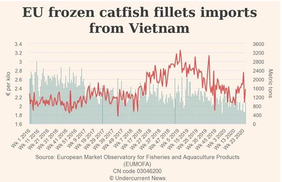 Cú hích từ EVFTA có đủ mạnh để giúp xuất khẩu cá tra về đích 2,2 tỉ USD? - Ảnh 1.