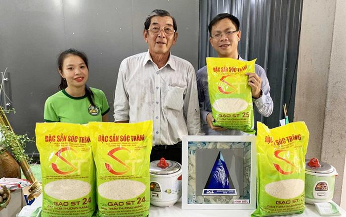 Đua nhau xuất ngoại, nhiều loại gạo mới của Việt Nam ngày càng được ưa chuộng - Ảnh 1.