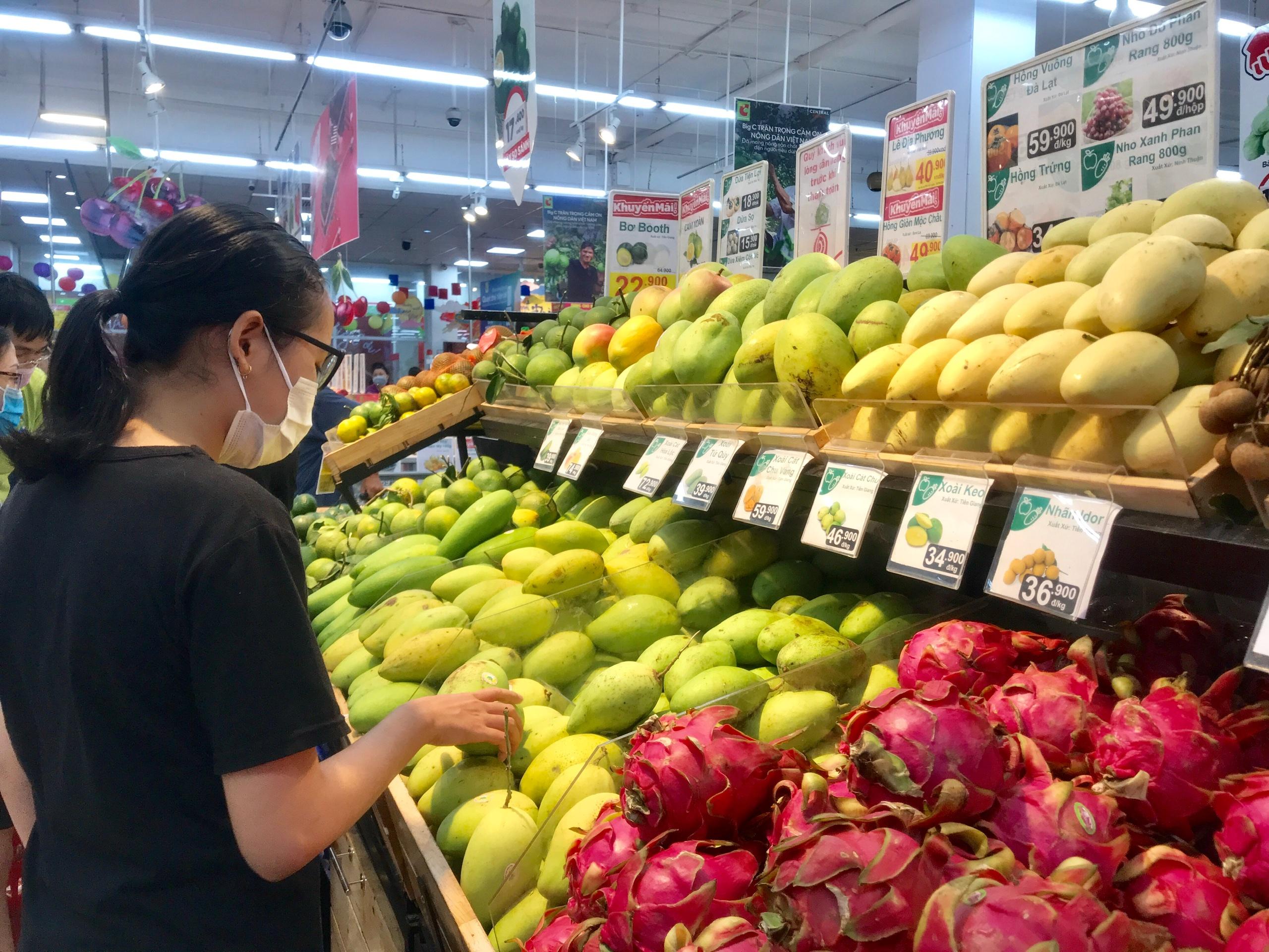 Trái cây Việt chinh phục thị trường Thượng Hải đòi hỏi phải có chất lượng và giá cả cạnh tranh - Ảnh 2.