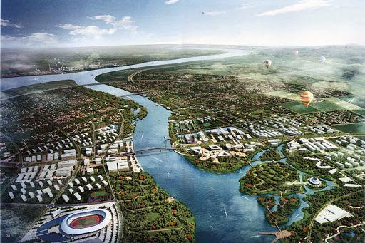 Thành lập khu kinh tế ven biển qui mô hơn 13.300 ha tại Quảng Ninh