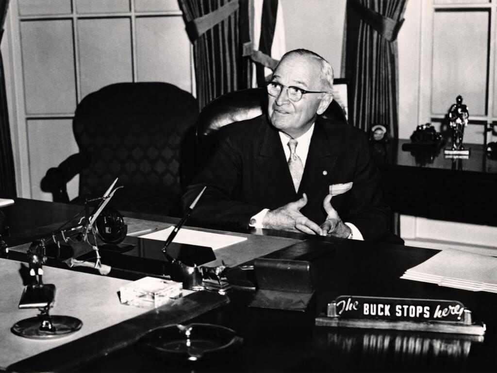 Khẩu hiệu tranh cử của các đời tổng thống Mỹ từ năm 1948 - Ảnh 1.