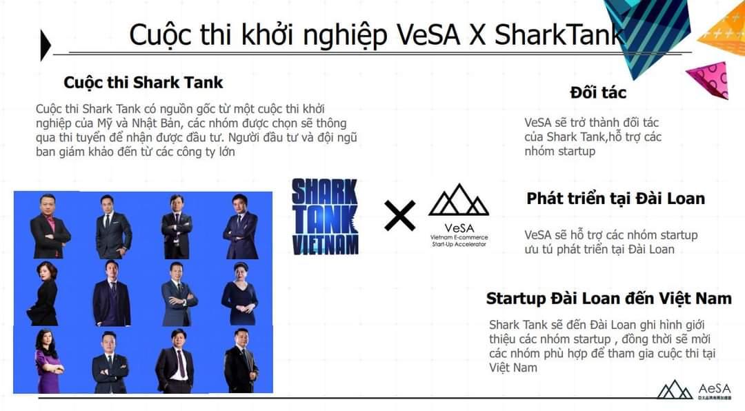 Shark Tank Việt Nam phủ nhận hợp tác với tổ chức mang tên VeSA  - Ảnh 1.