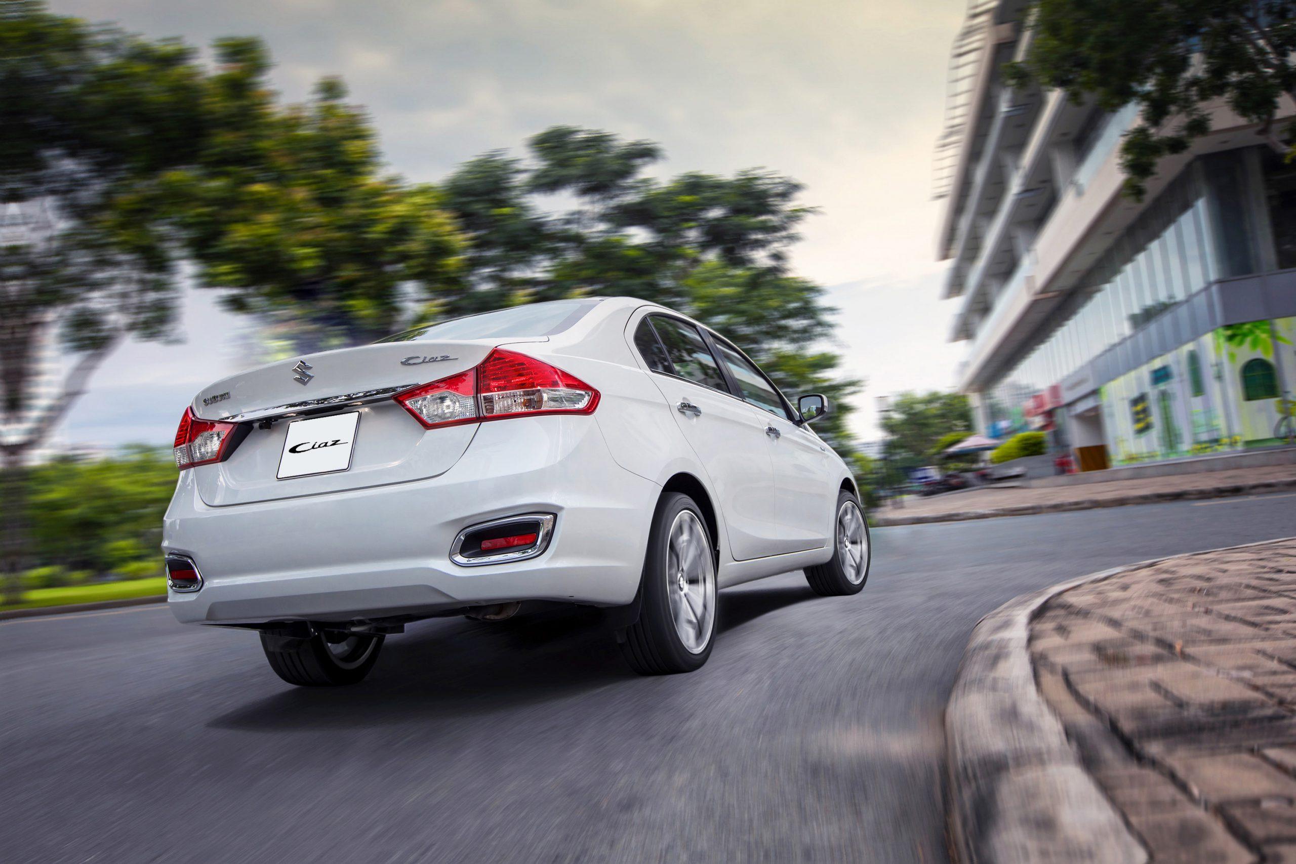 Suzuki Ciaz 2020 ra mắt tại Việt Nam, đối đầu với Toyota Vios - Ảnh 4.