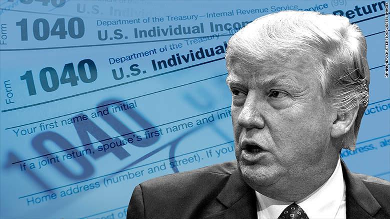 18 tiết lộ từ hồ sơ thuế gây tranh cãi của Tổng thống Trump - Ảnh 1.