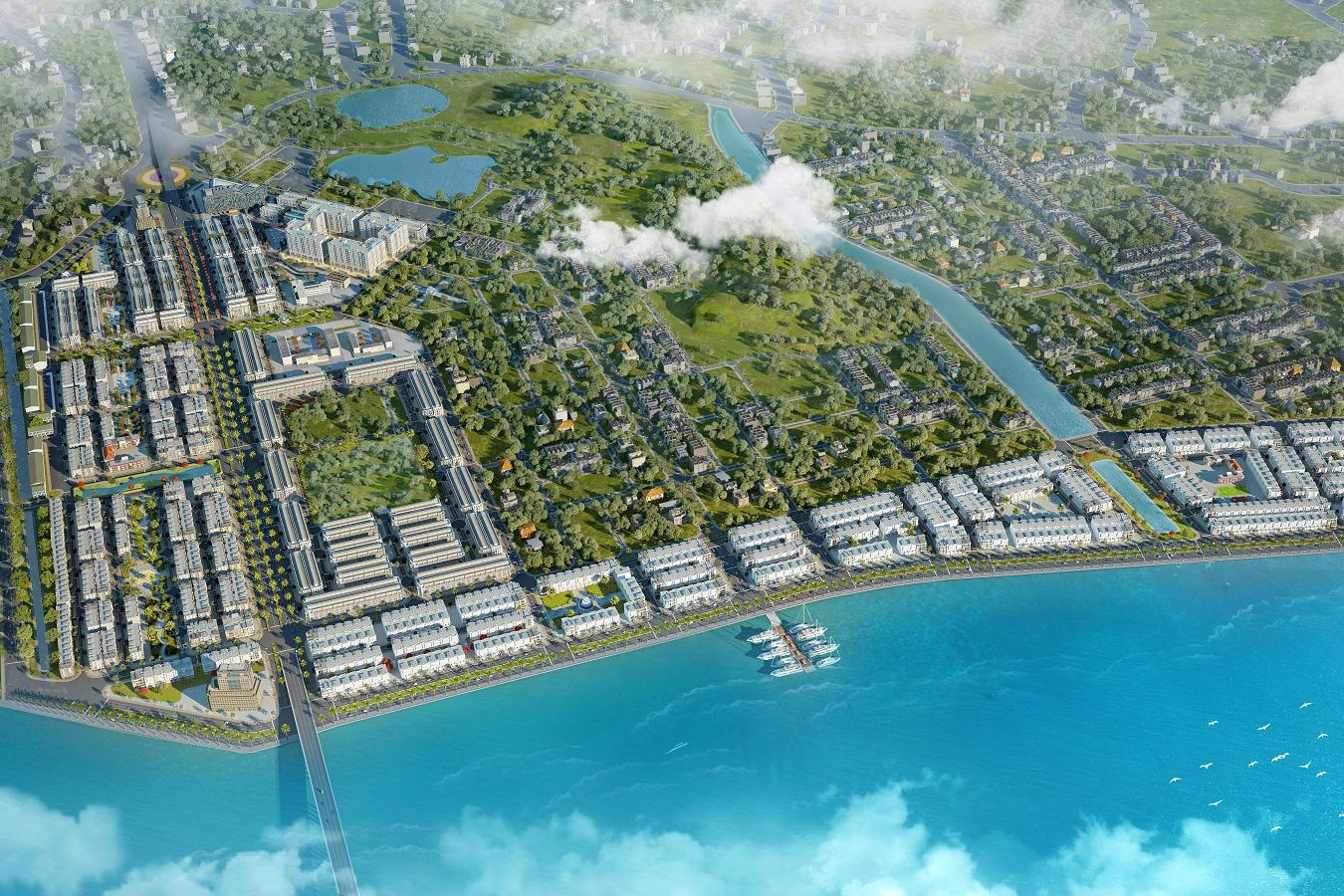 Điều chỉnh giảm vốn đầu tư tại khu đô thị của FLC tại Quảng Ninh
