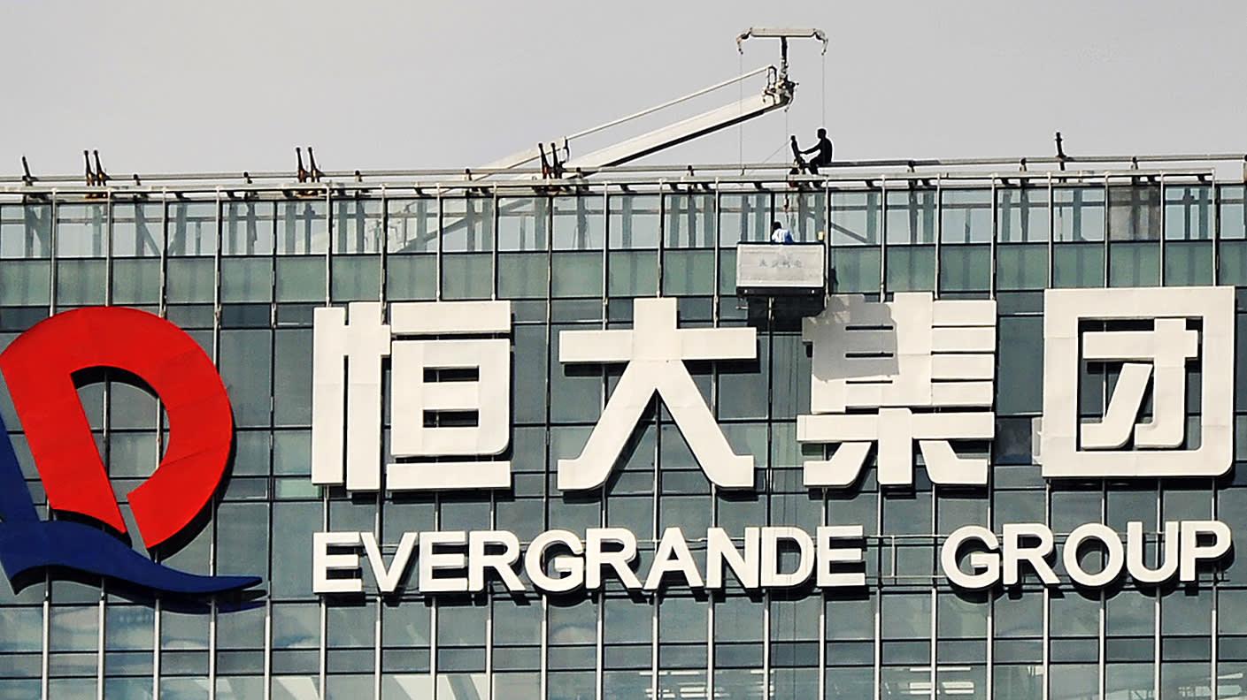 Ảo tưởng bất bại của giới bất động sản Trung Quốc lung lay vì khủng hoảng của người từng giàu nhất châu Á - Ảnh 1.