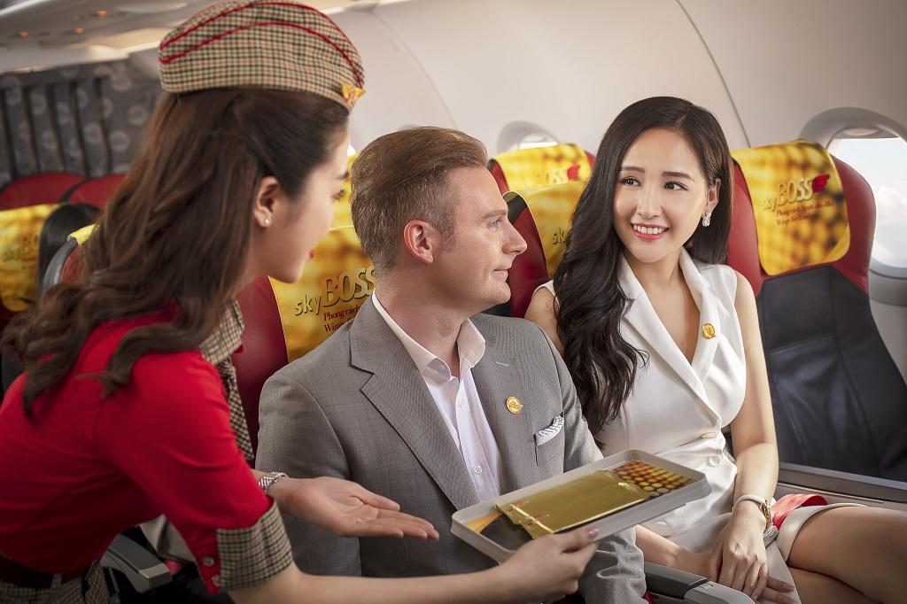 Vietjet giới thiệu thẻ bay không giới hạn Power Pass SkyBoss - Ảnh 1.
