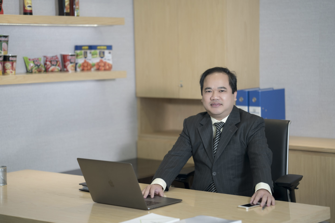 Sếp Masan Consumer thay thế Chủ tịch Bột giặt NET