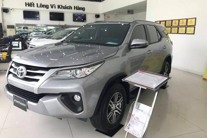 Triệu hồi gần 200 xe Toyota Fortuner bị lỗi