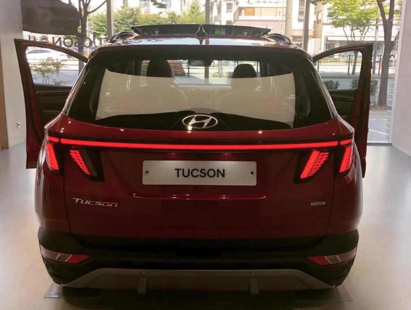 Cận cảnh 'bom tấn' Hyundai Tucson 2022 sắp ra mắt tại Việt Nam - Ảnh 3.
