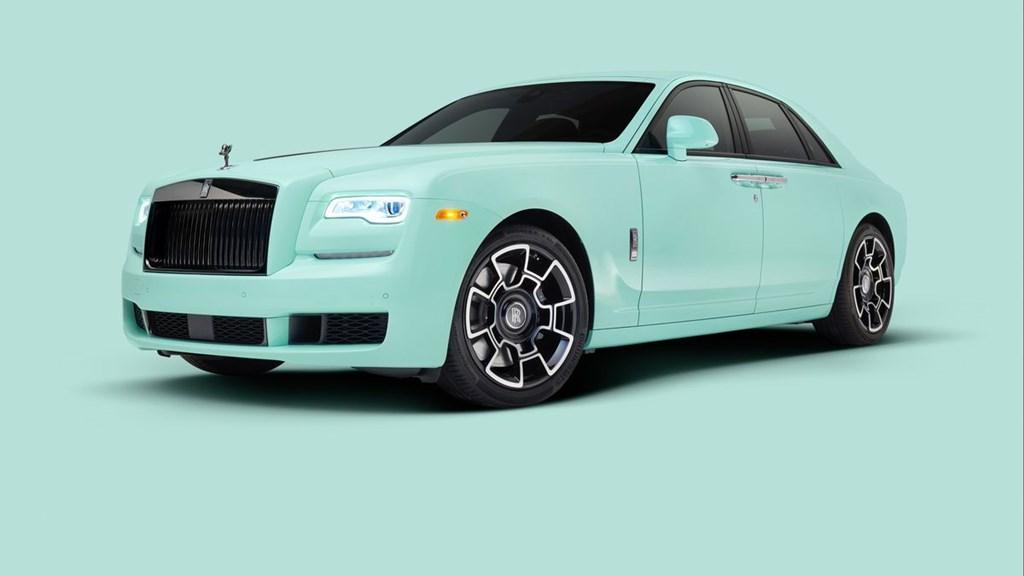 Rolls-Royce ra mắt mẫu ô tô mới Ghost - Ảnh 1.