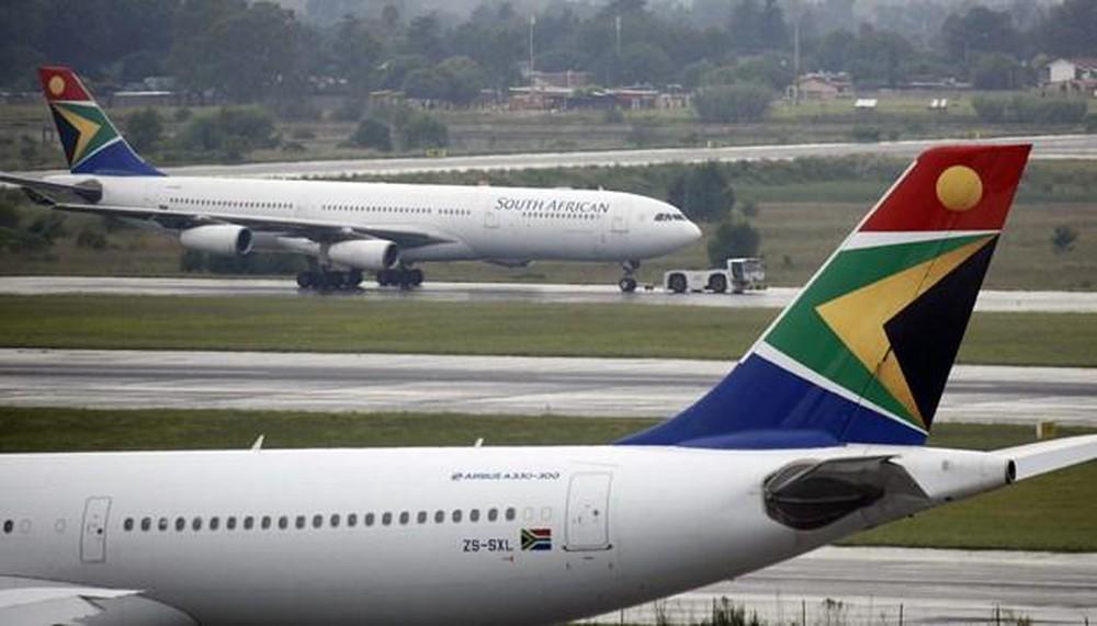 Hãng hàng không quốc gia Nam Phi dừng toàn bộ hoạt động do khó khăn tài chính - Ảnh 1.