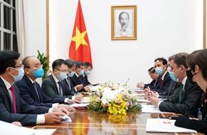 Tập đoàn Anh sẽ đầu tư 12 tỉ USD vào dự án điện gió ngoài khơi tại Bình Thuận - Ảnh 1.