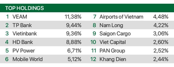 Dragon Capital, Pyn cùng nhiều quĩ ngoại 'tất tay' cổ phiếu ngân hàng - Ảnh 2.
