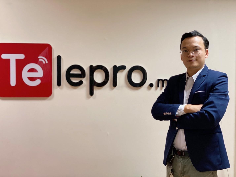 Startup TelePro mở rộng sang mảng giao hàng, marketing, không chịu tác động từ nghị định chống cuộc gọi 'rác' - Ảnh 3.