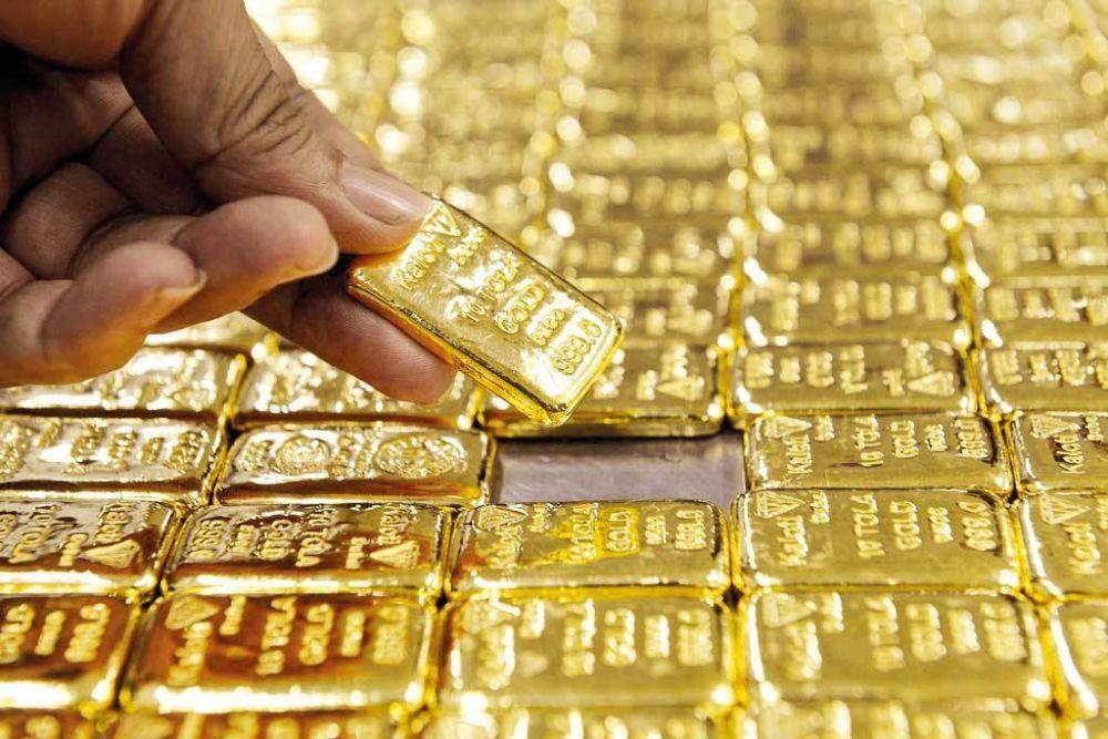 Giá vàng hôm nay 5/9: Chốt phiên cuối tuần, SJC đang giao dịch dưới 57 triệu đồng/lượng - Ảnh 2.