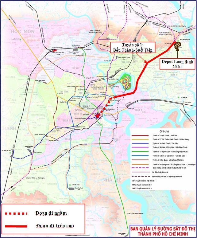 Chuyên gia Hàn Quốc của dự án tuyến metro số 1 đã nhập cảnh - Ảnh 1.