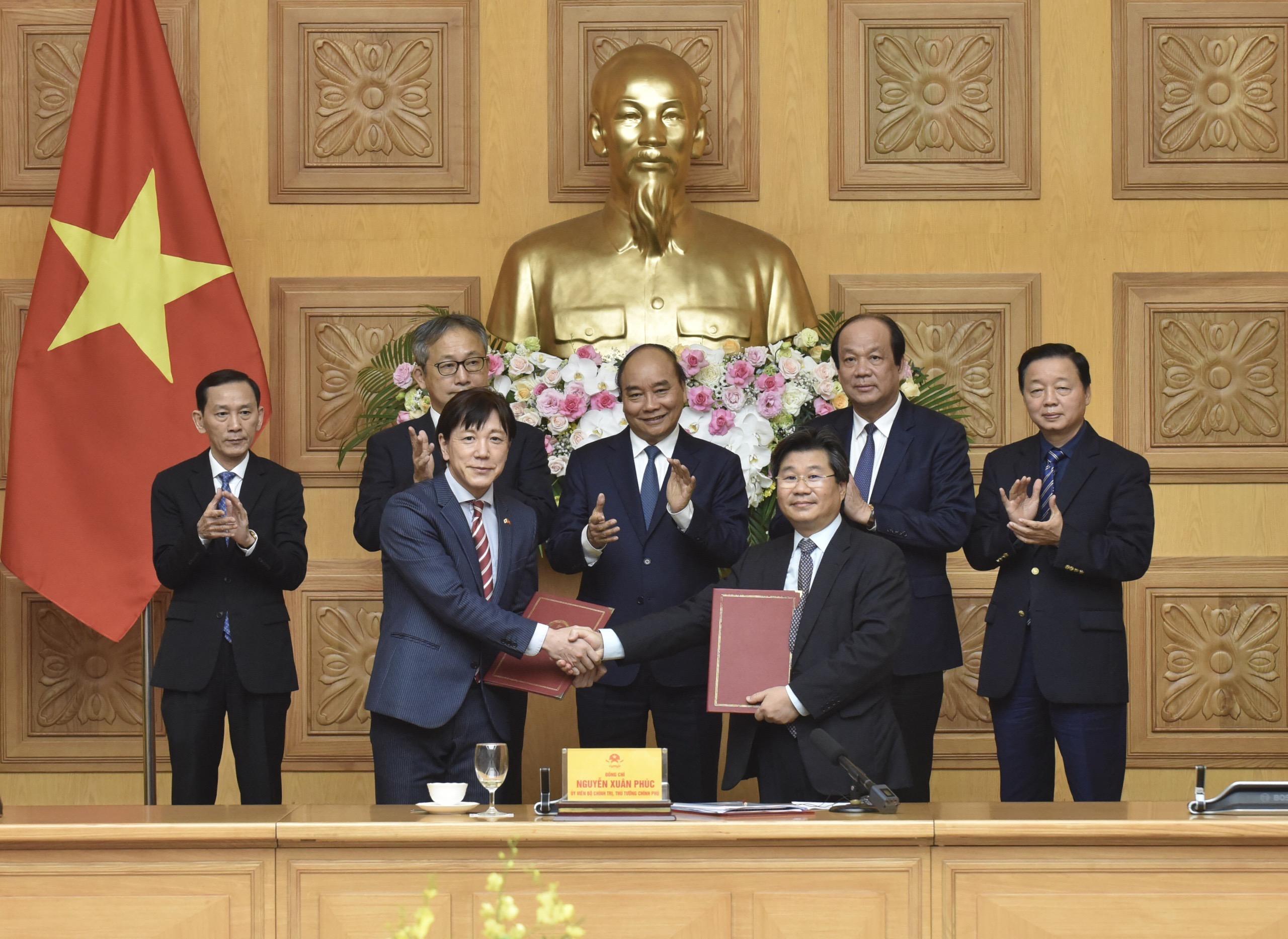 Việt Nam sẵn sàng đón dòng vốn Nhật  - Ảnh 2.