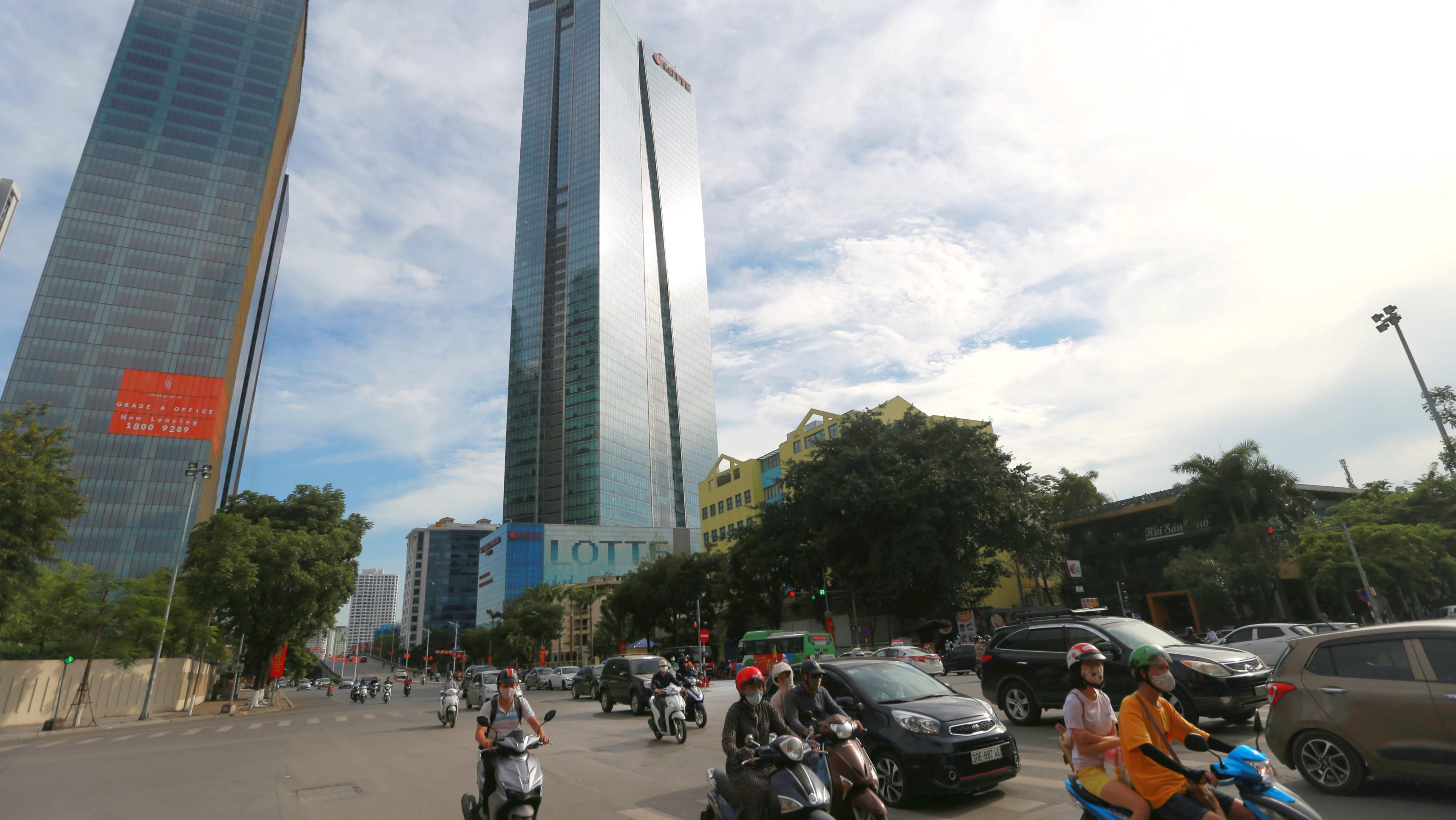 Những văn phòng cho thuê đắt đỏ bậc nhất Hà Nội - Ảnh 7.