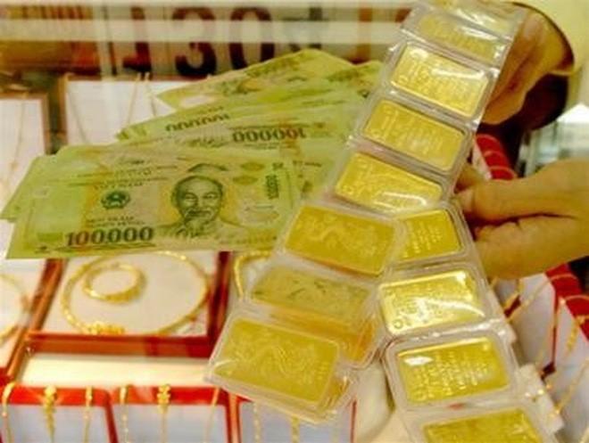 Giá vàng hôm nay 8/9: SJC đang chững lại, giao dịch quanh ngưỡng 56 triệu đồng/lượng - Ảnh 2.