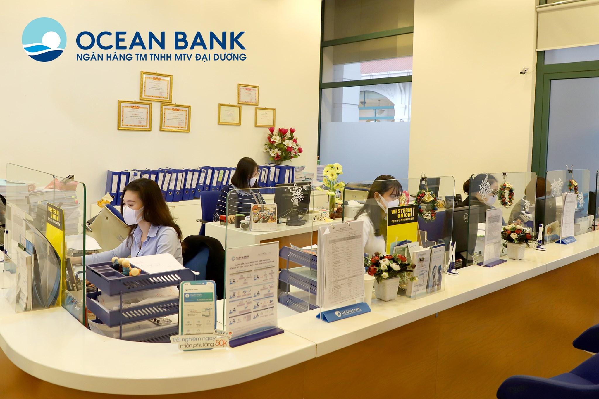 Giờ làm việc ngân hàng OceanBank mới nhất năm 2021 - Ảnh 1.