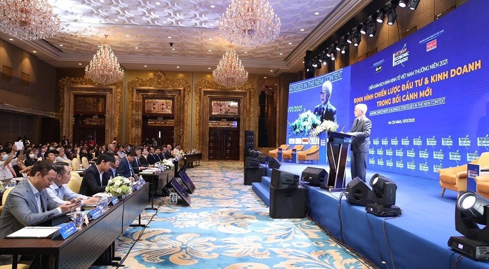 Động lực để kinh tế Việt Nam đạt mục tiêu tăng trưởng GDP 6,5% năm 2021 - Ảnh 3.