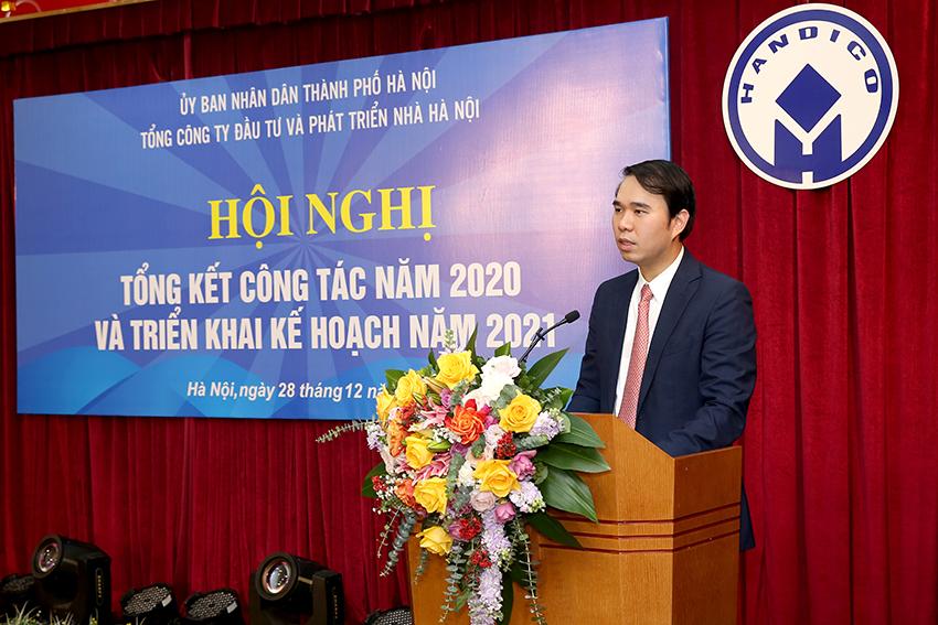 HANDICO đặt mục tiêu lợi nhuận đi lùi trong năm 2021 - Ảnh 1.