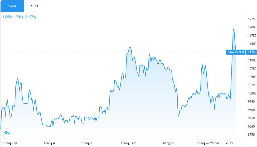 SAM Holdings lập công ty con sau thông tin tăng vốn lên 3.500 tỷ đồng - Ảnh 1.