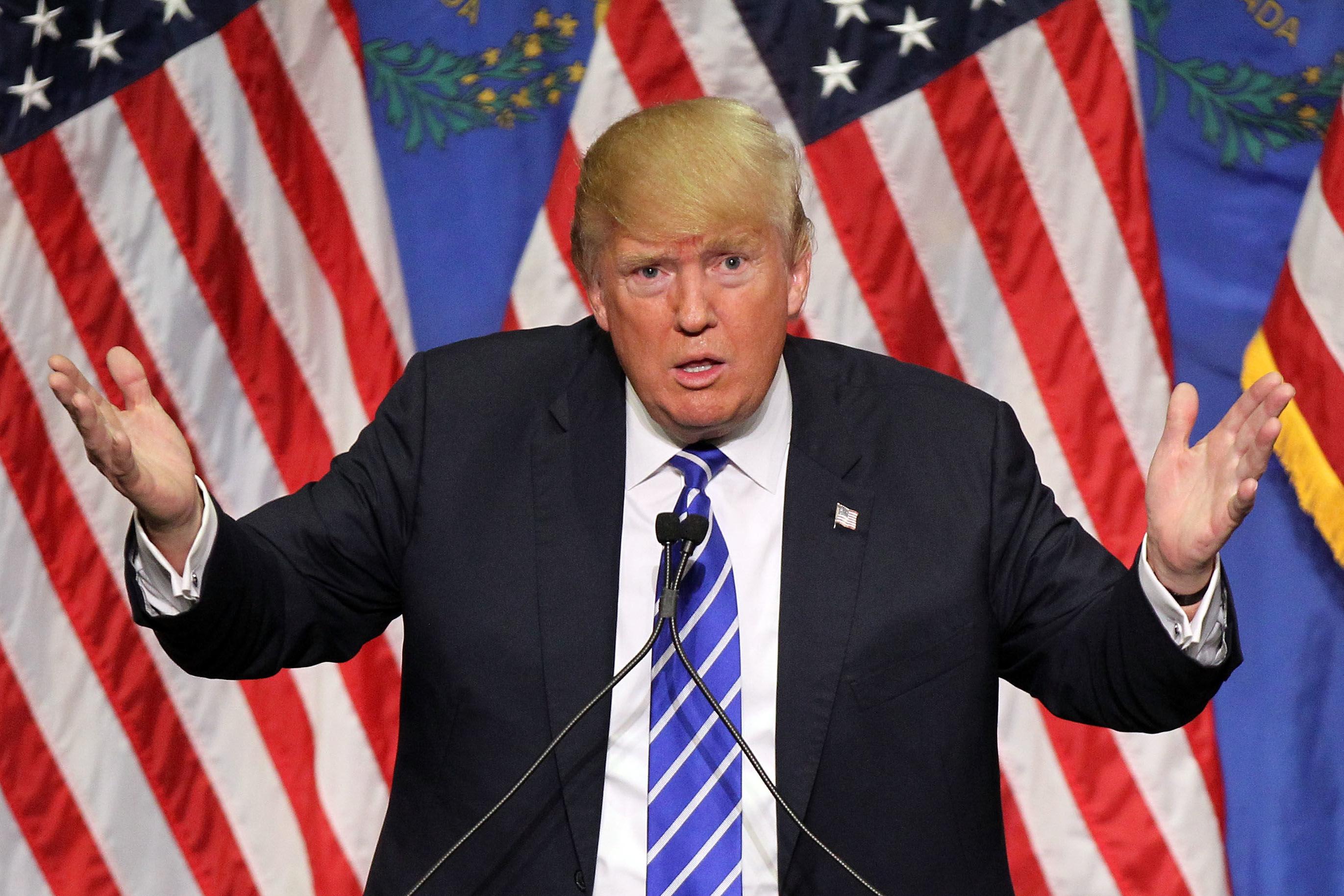 Ông Trump là tổng thống Mỹ duy nhất bị luận tội hai lần