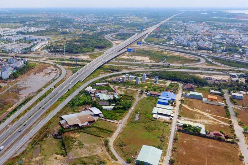 Long Thành và Nhơn Trạch dành hơn 15.000 ha đất làm 383 dự án trong năm 2021