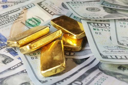 Thị trường vàng đang bị 'kẹt' giữa kỳ vọng lạm phát và đà tăng của đồng USD