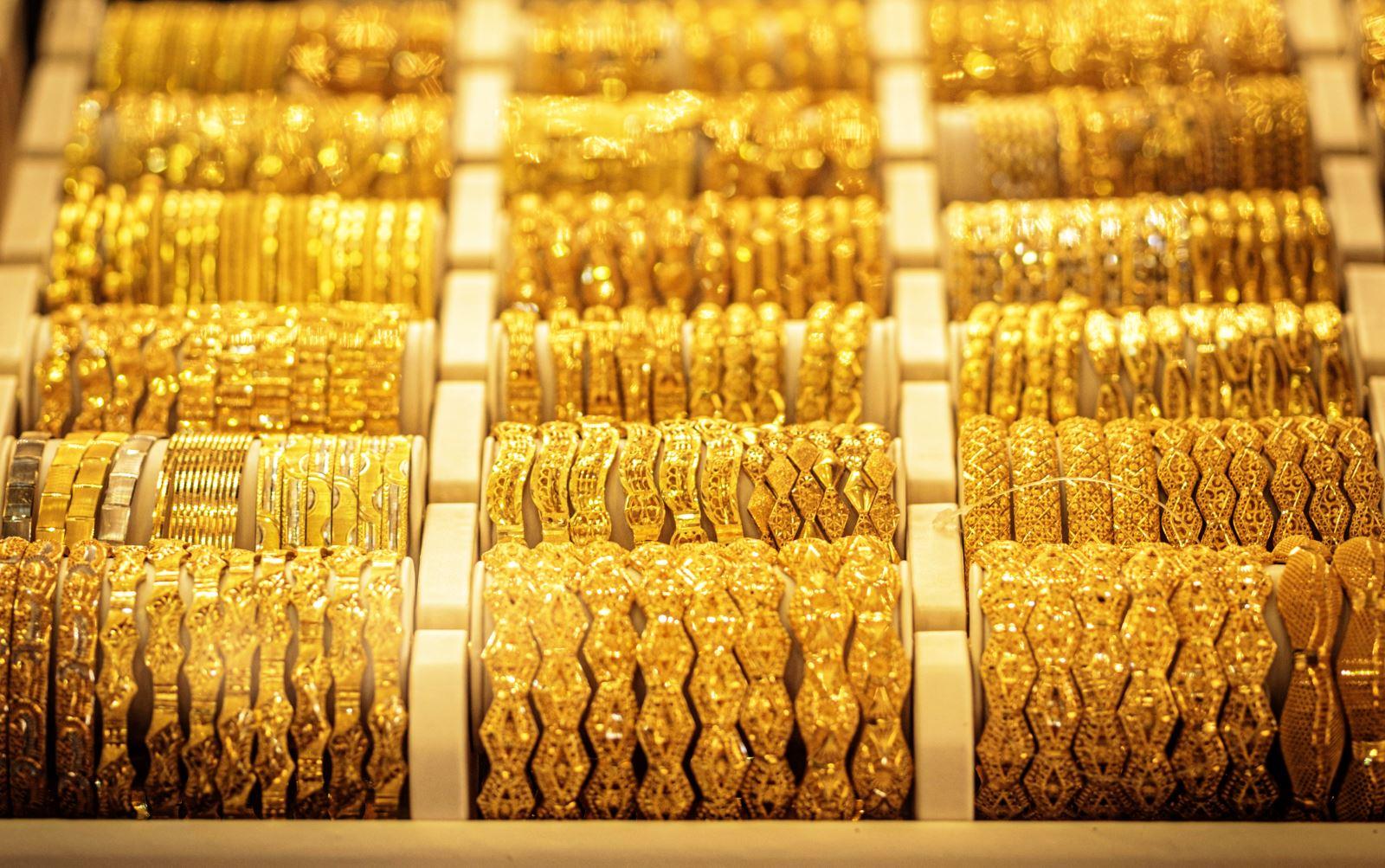 Đồng USD chi phối biến động của thị trường vàng thế giới tuần qua - Ảnh 1.