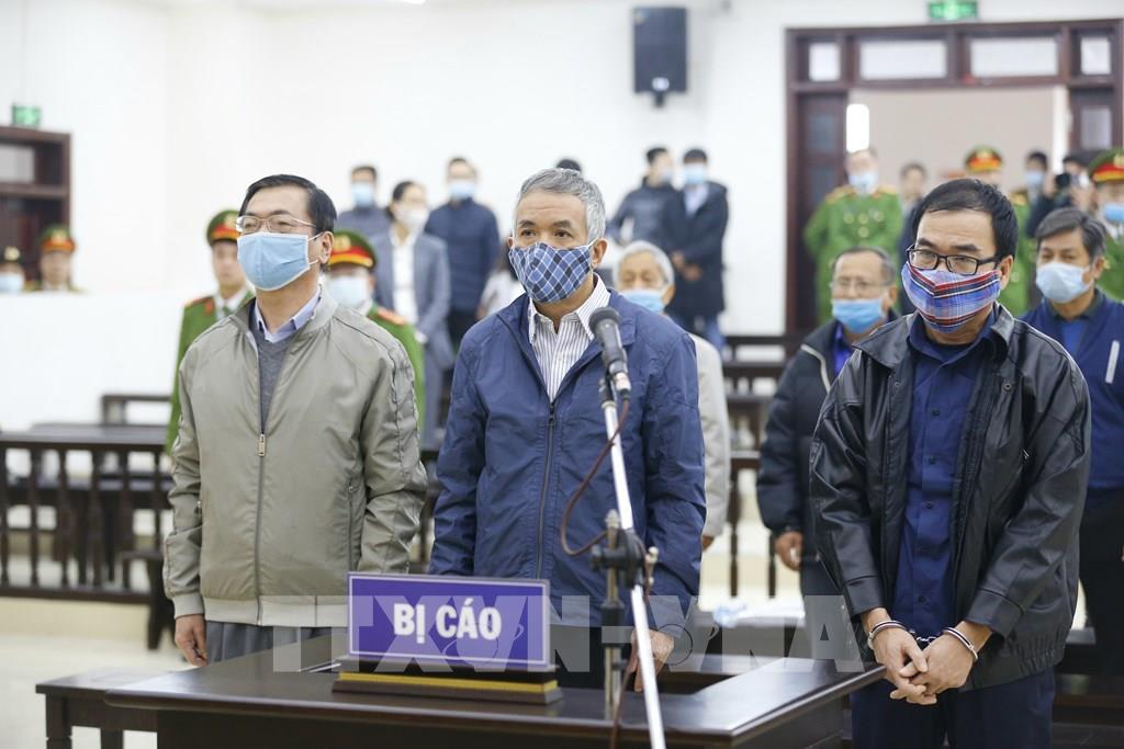 Xét xử Vũ Huy Hoàng: Triệu tập nguyên Thứ trưởng Bộ Công Thương Nguyễn Nam Hải - Ảnh 1.