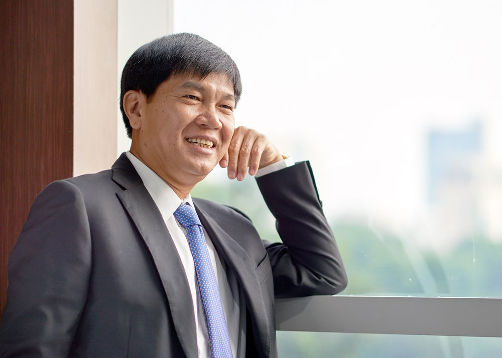 Tỷ phú Trần Đình Long: Tôi làm giàu nhờ đam mê và không biết sợ là gì - Ảnh 1.