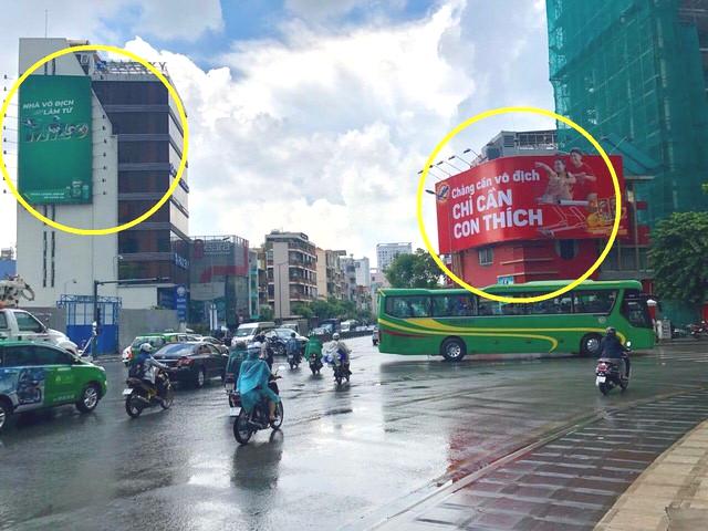 Baemin, Gojek tung màn đối đáp quảng cáo 'cực chất' tại Ngã sáu Cộng Hòa - Ảnh 2.
