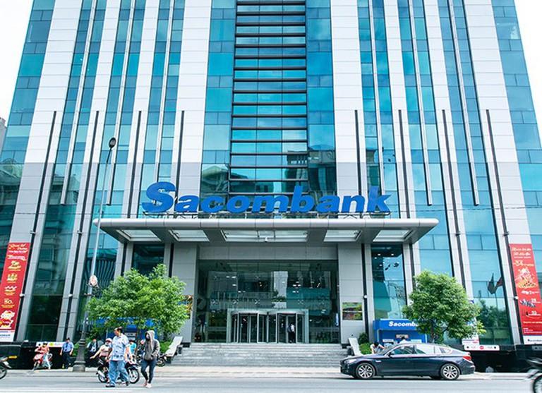 Sacombank lãi 3.340 tỷ đồng năm 2020, vượt 30% kế hoạch - Ảnh 1.