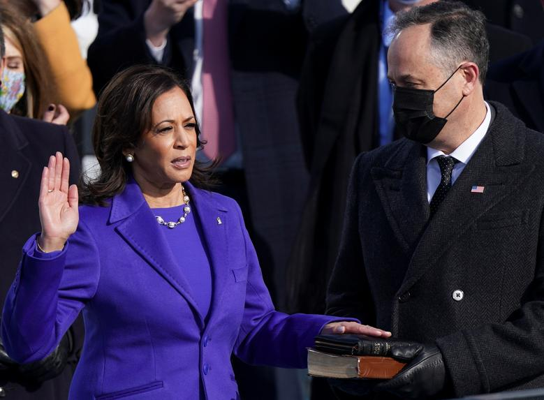 [PhotoStory] Toàn cảnh lễ nhậm chức của Tổng thống Biden  - Ảnh 11.