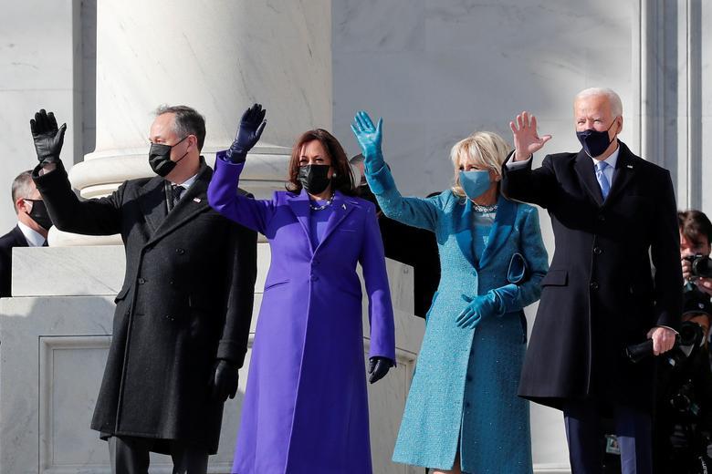 [PhotoStory] Toàn cảnh lễ nhậm chức của Tổng thống Biden  - Ảnh 9.