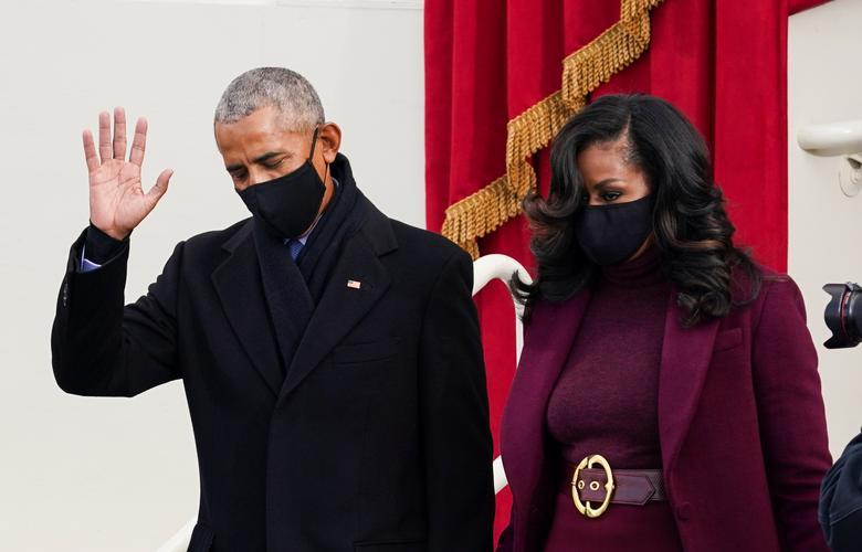 [PhotoStory] Toàn cảnh lễ nhậm chức của Tổng thống Biden  - Ảnh 6.